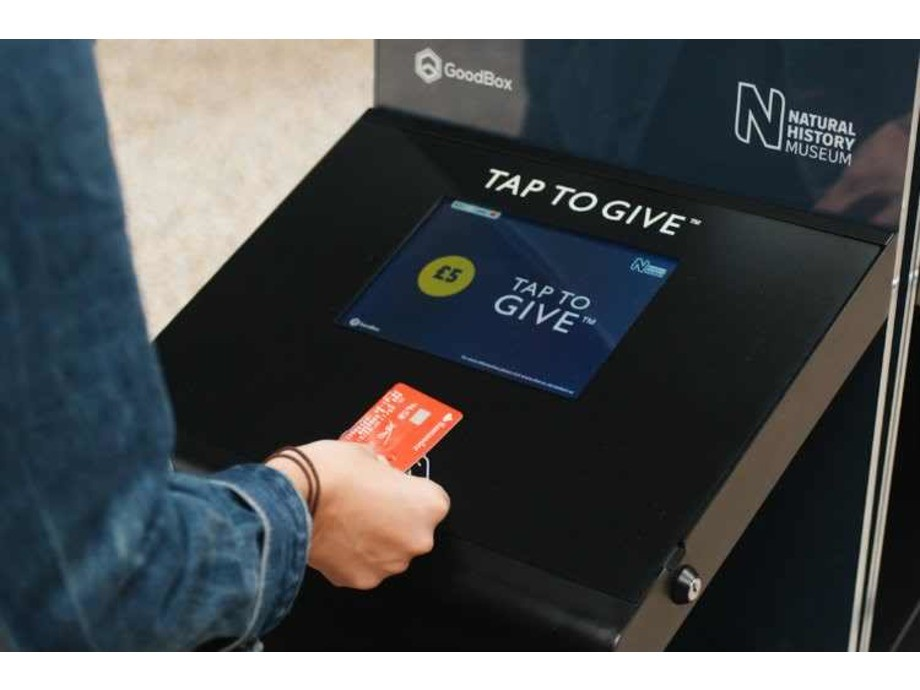 Contactless for the cause: How NFC is ticking the boxes for Charities